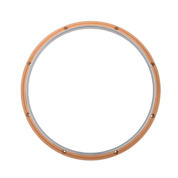 Gibraltar Dunnett Wood/Metal Drum Hoop 14 in. 8-Lug