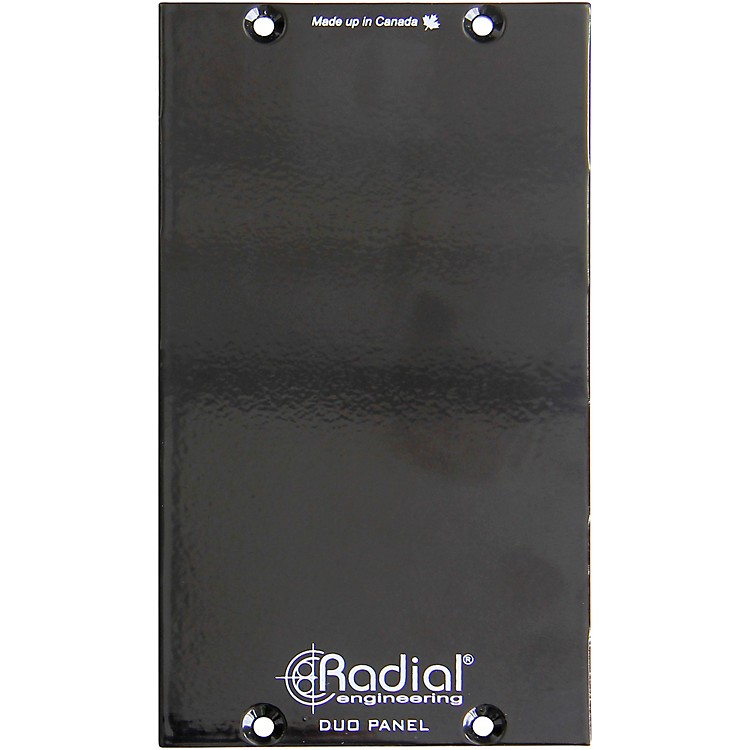 Radial EngineeringDuo 500 Series Double Wide Filler Panel