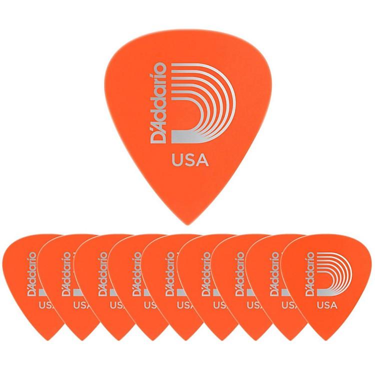 D'Addario Planet WavesDuralin Precision Light Guitar Picks10 Pack