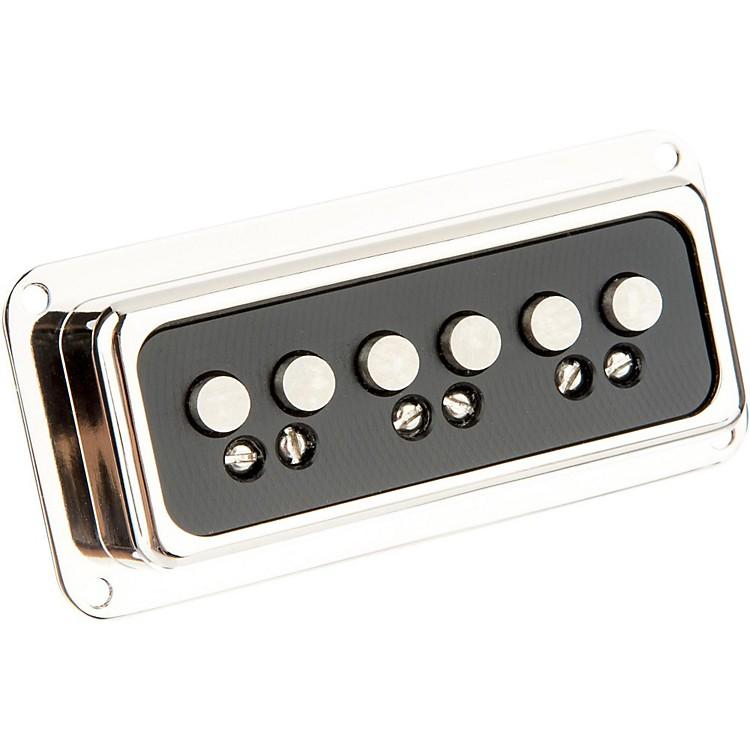 GretschDynaSonic Single-Coil Electric Guitar PickupChromeBridge