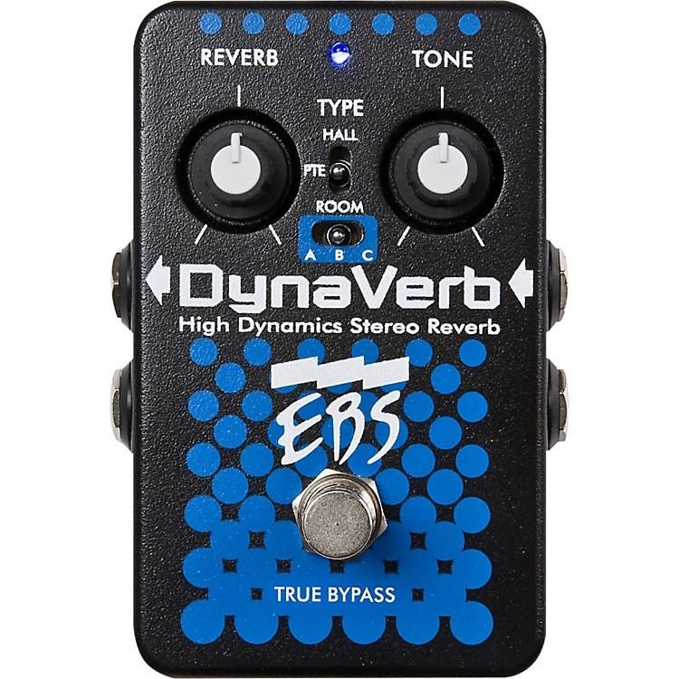 EBSDynaVerb High Dynamics Stereo Reverb Pedal