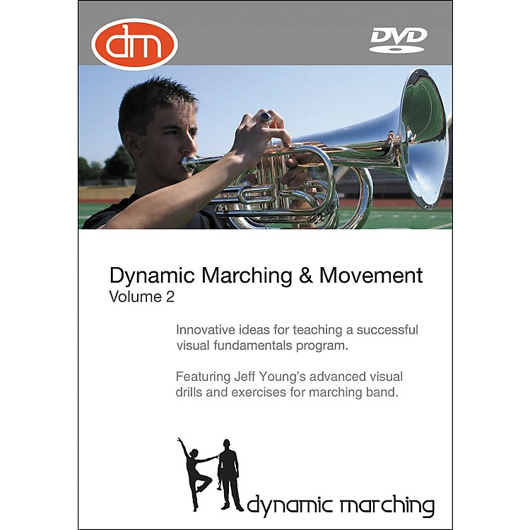 Hal LeonardDynamic Marching And Movement: Volume 2 (DVD)