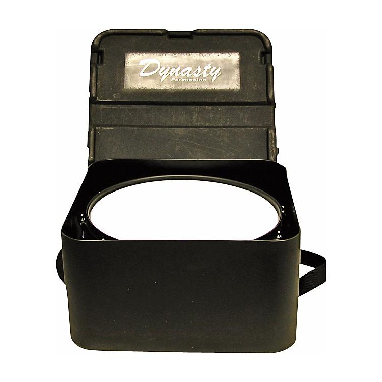 DEGDynasty Marching Snare drum case, square, black molded for concert or Wedge snareBlack Molded14 in. Short