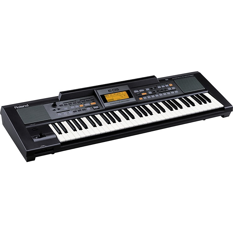 Roland E-09 Interactive Arranger Electronic Keyboard - Factory