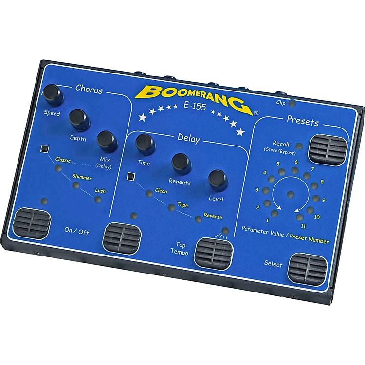 BoomerangE-155 Chorus/Delay Pedal