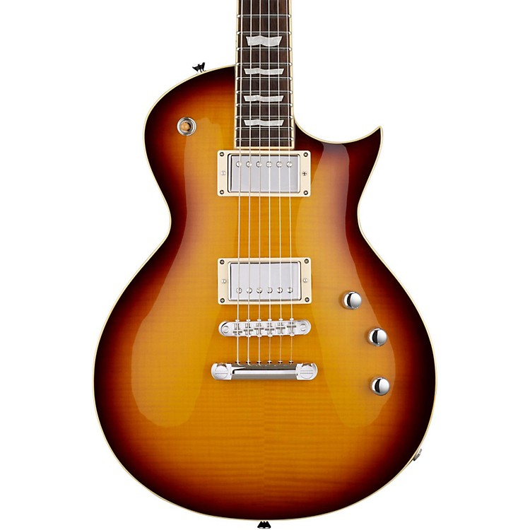 ESPE-II Eclipse Electric GuitarTobacco SunburstFlame Maple