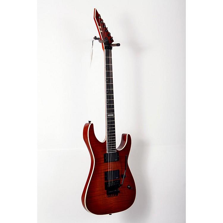 ESPE-II M-2 Electric GuitarAmber Cherry Sunburst888365819396