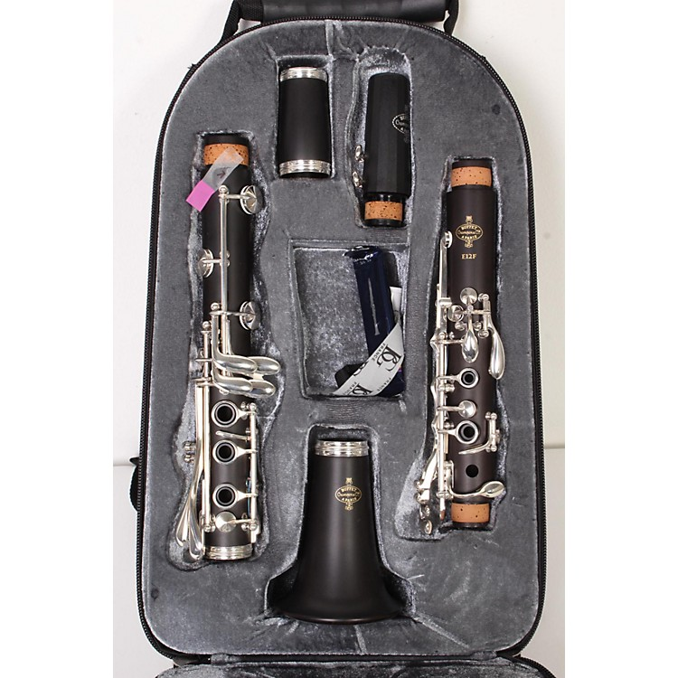 Buffet Crampon E12 France Intermediate Bb Clarinet Regular 888365895468
