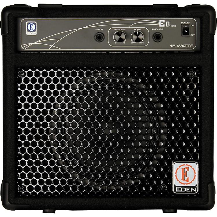EdenE8i Micro 25W 1x8 Bass Combo Amp