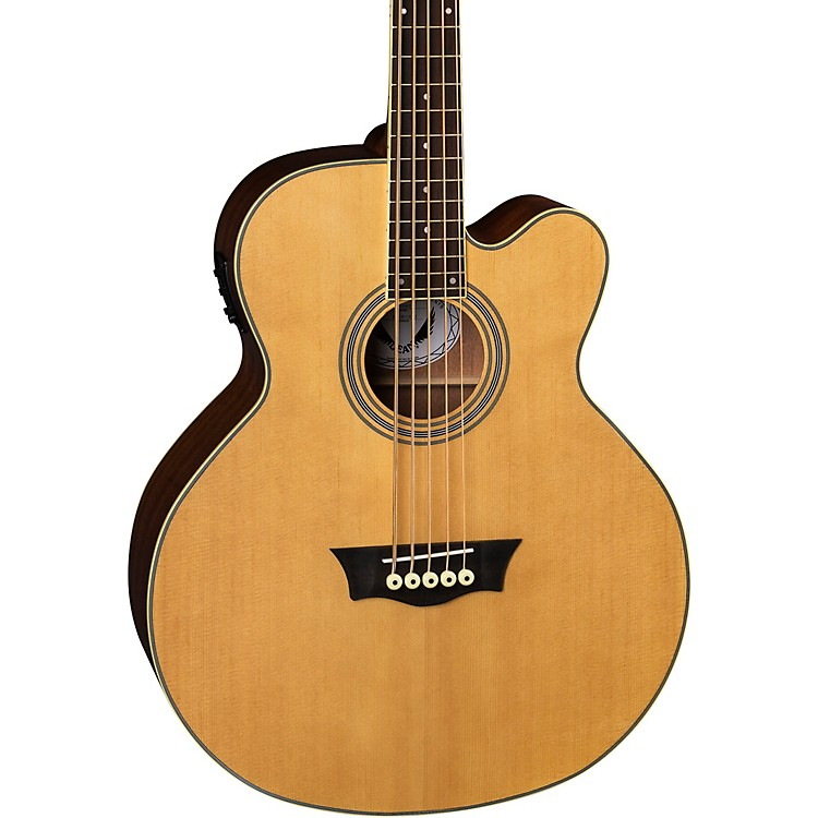 DeanEABC 5-String Cutaway Acoustic-Electric Bass