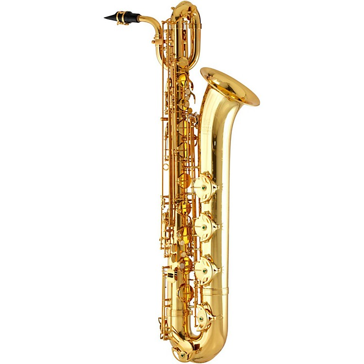 Andreas Eastman EBS640 Professional Baritone Saxophone Gold Lacquer
