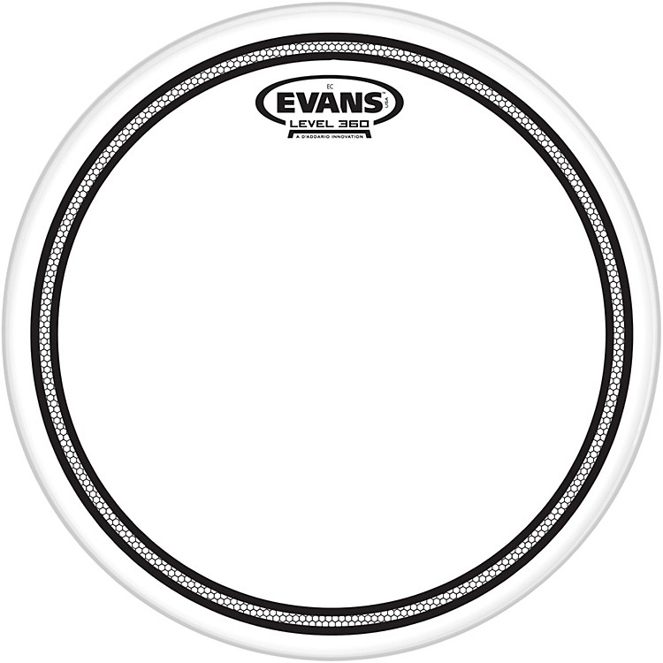 Evans EC Snare Coated Batter Head  14