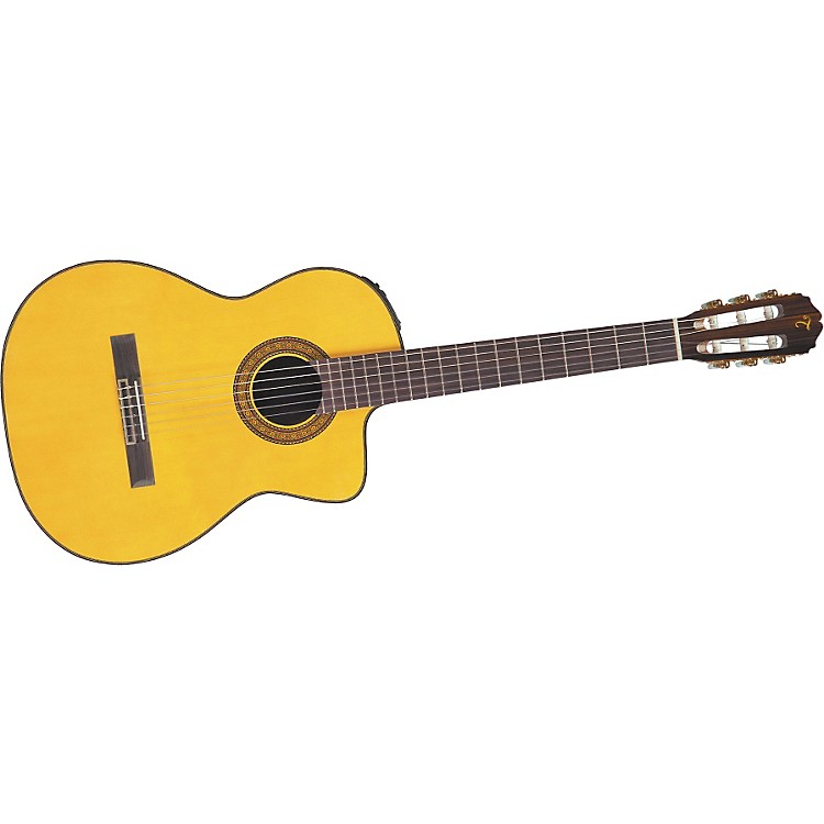 Takamine EC132SC Acoustic-Electric Classical Guitar