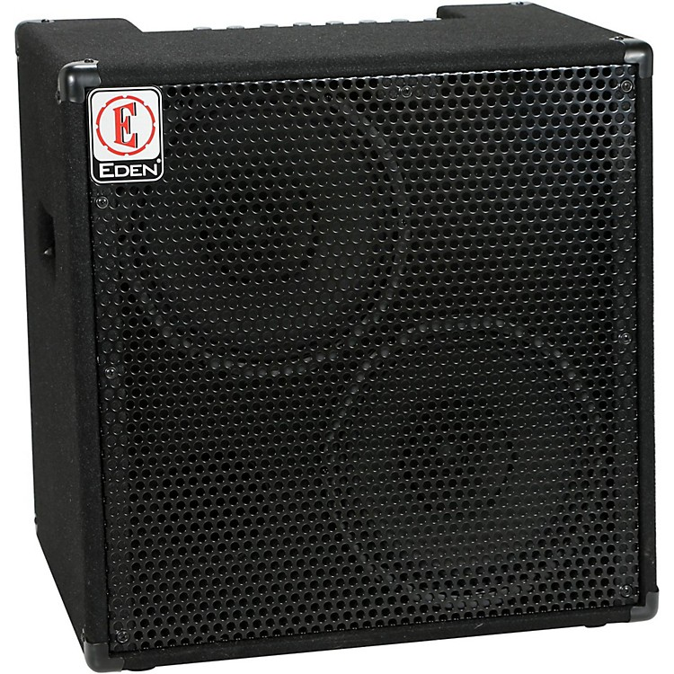 Eden EC210 180W 2x10 Solid State Bass Combo Amp Black