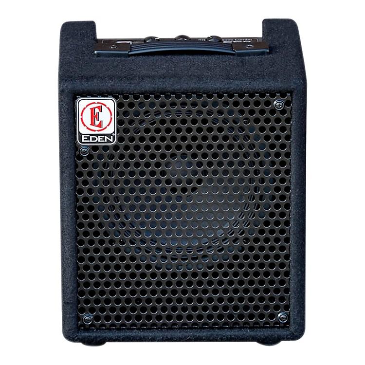 EdenEC8 20W 1x8 Solid State Bass Combo AmpBlack