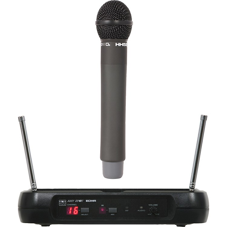 Galaxy Audio ECM Handheld Wireless System