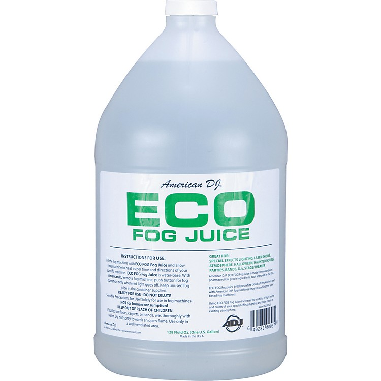American DJECO FOG JUICE 1-Gallon