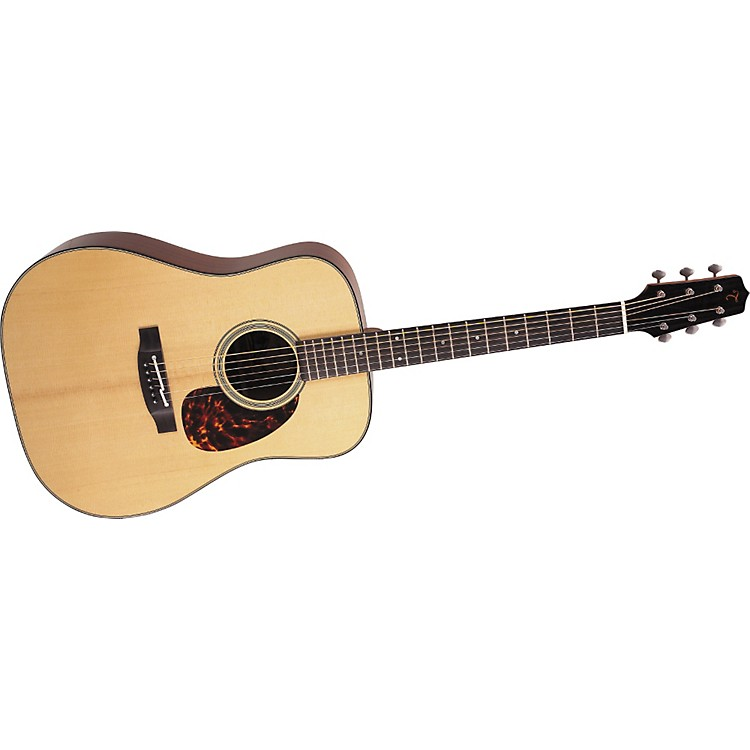 Takamine EF340SBG Dreadnought Acoustic-Electric Guitar