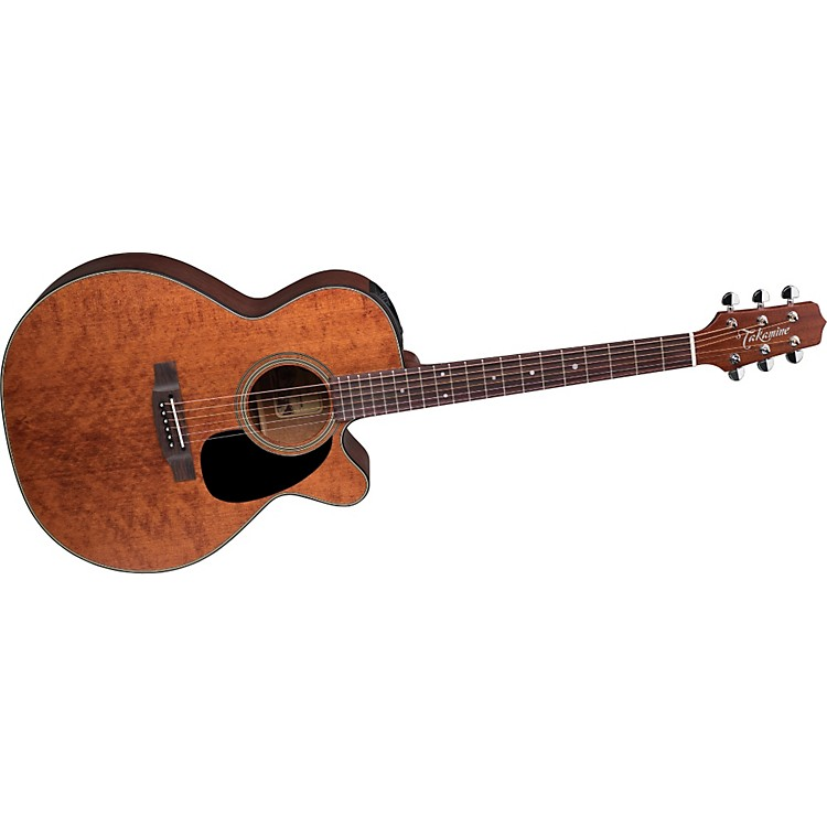 TakamineEF440SCGN NEX Antique Acoustic-Electric Guitar