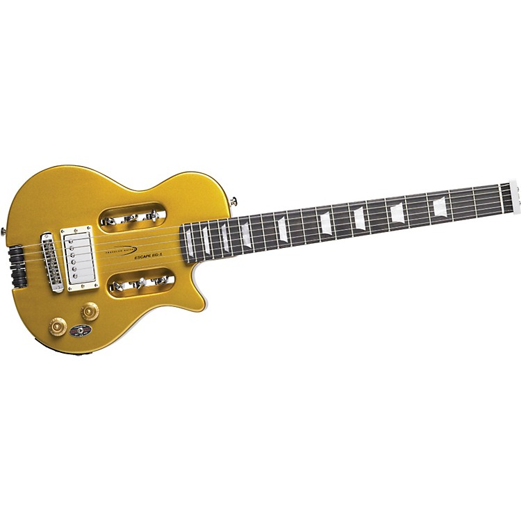 Traveler Guitar EG-1 Vintage Gold Electric Guitar Vintage Gold