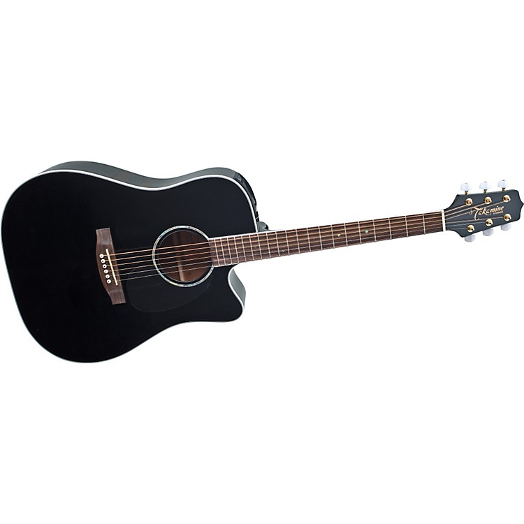 Takamine EG341SC Dreadnought Acoustic-Electric Guitar