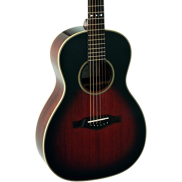 EKO EGO Series Legend Parlor Acoustic-Electric Guitar Sunburst