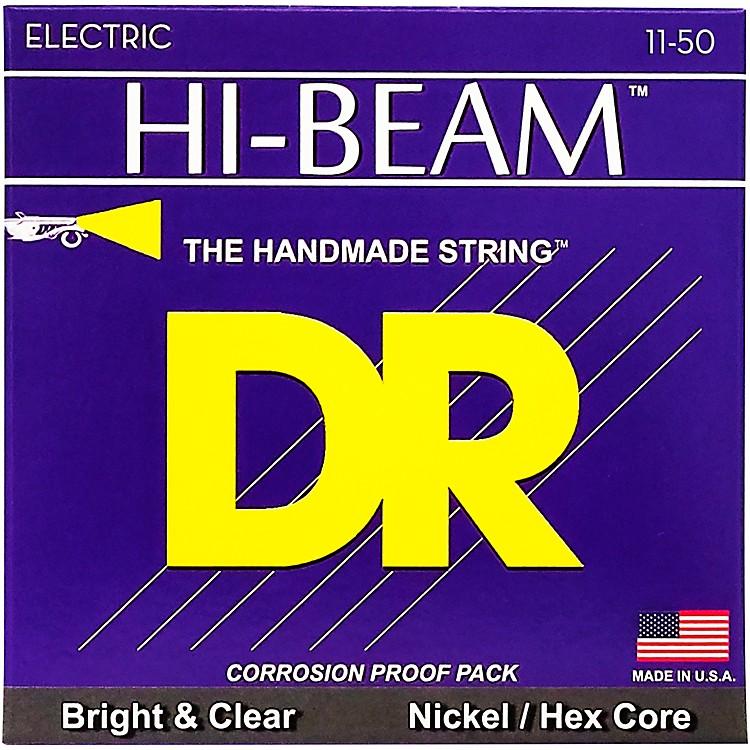 DR StringsEHR11 HiBeam Nickel Heavy Electric Guitar Strings