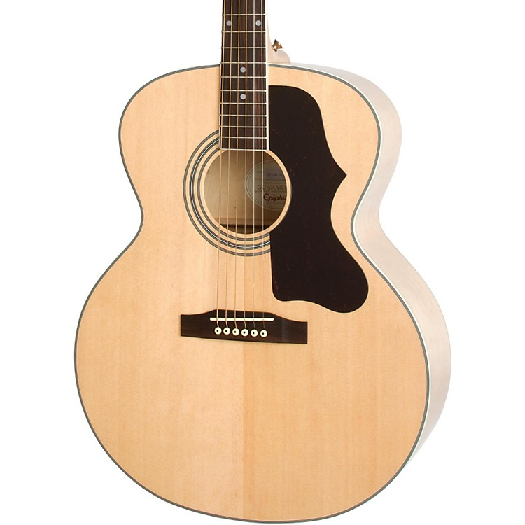 Epiphone EJ-200 Artist Acoustic Guitar Natural