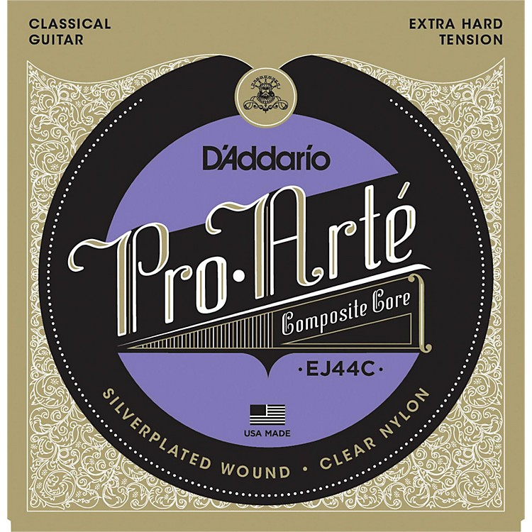 D'AddarioEJ44C Pro-Arte Composites Extra Hard Classical Guitar Strings