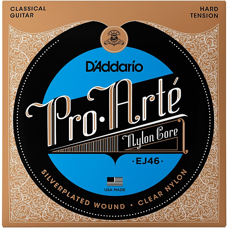 D'Addario EJ46 Pro-Arte Hard Tension Classical Guitar Strings