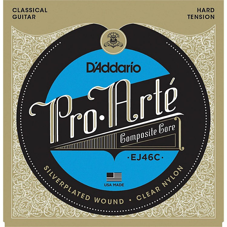 D'AddarioEJ46C Pro-Arte Composites Hard Tension Classical Guitar Strings