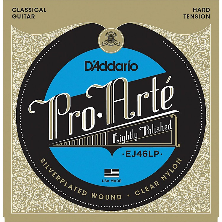 D'AddarioEJ46LP Pro-Arte LP Composites Hard Classical Guitar Strings