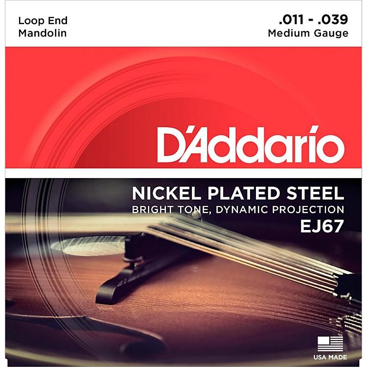 D'AddarioEJ67 Nickel Mandolin Strings