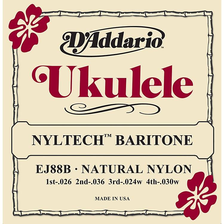 D'AddarioEJ88B Nyltech Baritone Ukulele Strings