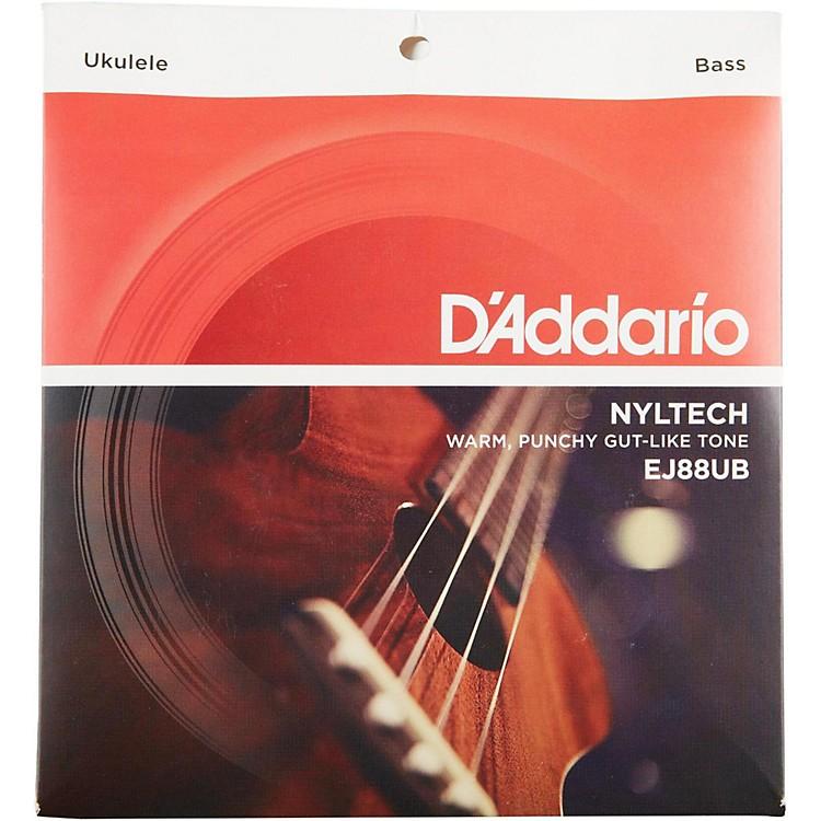 D'AddarioEJ88UB Nyltech Bass Ukulele Strings
