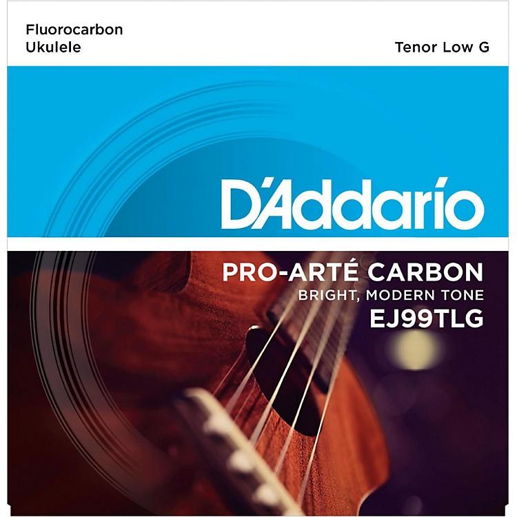 D'AddarioEJ99TLG Pro-Arte Carbon Tenor Low G Ukulele Strings