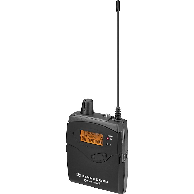 SennheiserEK 300 IEM G3 In-Ear Wireless ReceiverBand A