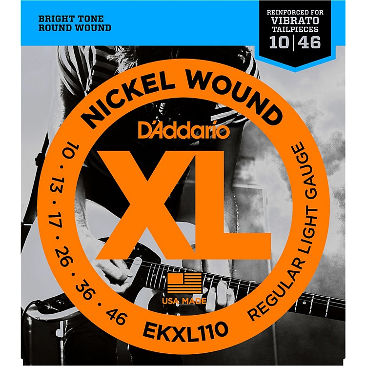 D'Addario EKXL110 Tremolo Electric Guitar Strings