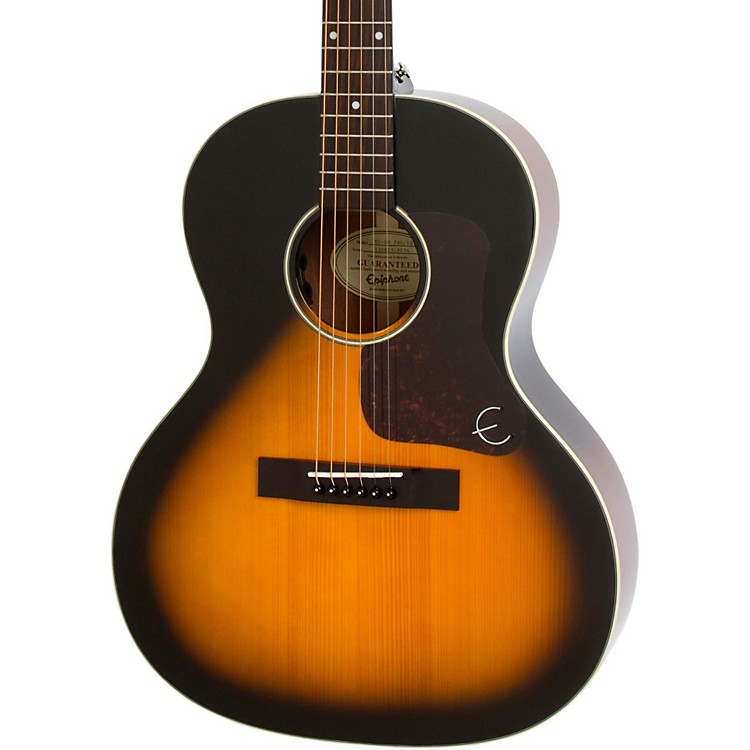 Epiphone EL-00 PRO Acoustic/Electric Guitar Vintage Sunburst