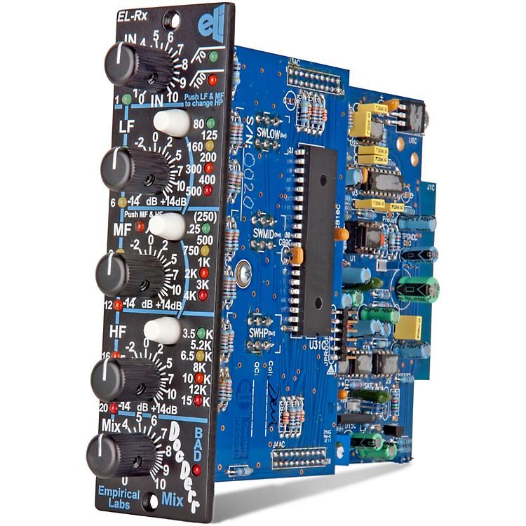 Empirical LabsEL-Rx DocDerr 500 Series Multi-Purpose Tone ModuleVertical Faceplate