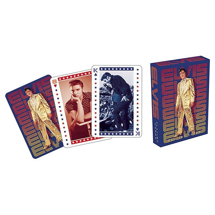 Hal Leonard ELVIS '56 PLAYING CARD DECK