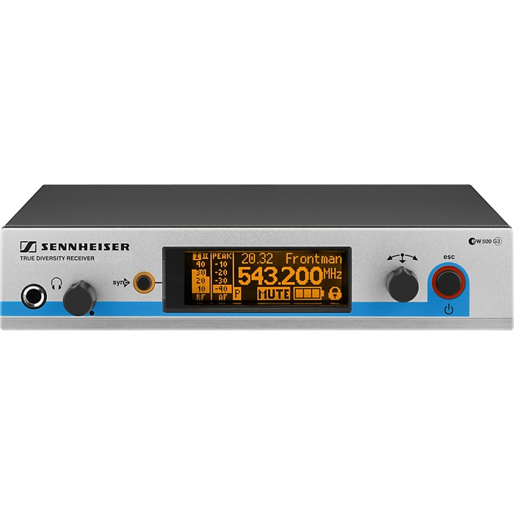 Sennheiser EM 500 G3 Wireless Receiver