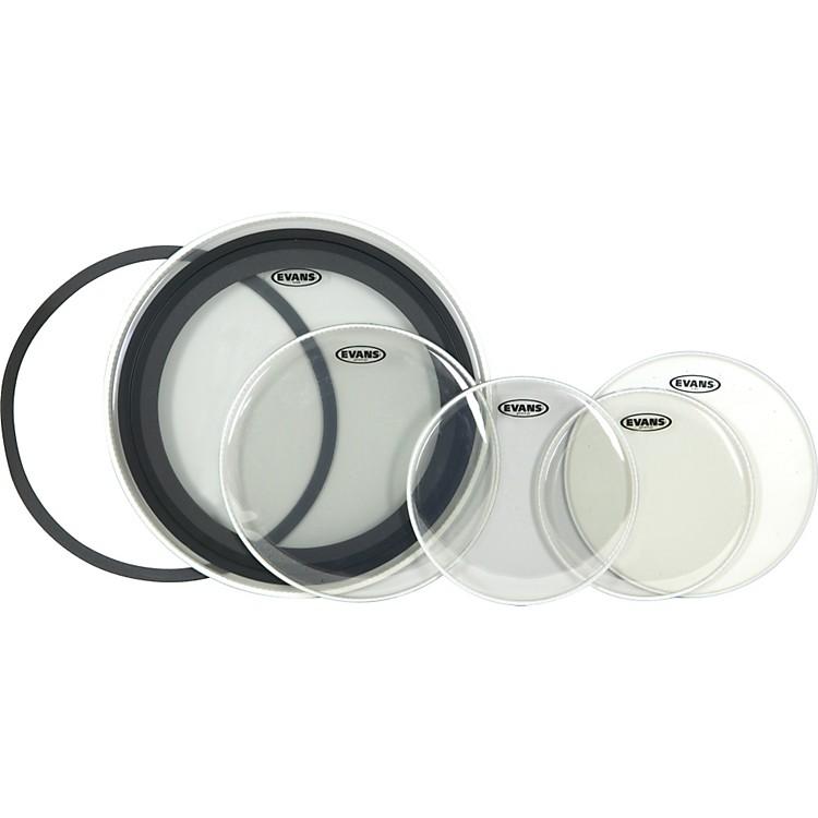 EvansEMAD 5-Piece Drumhead Pack Standard