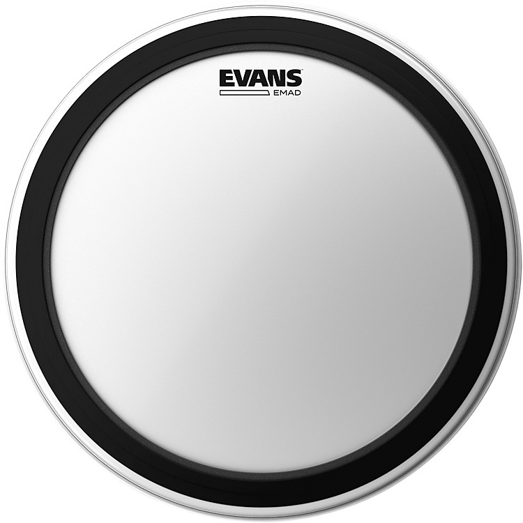 EvansEMAD Coated Bass Batter Drumhead