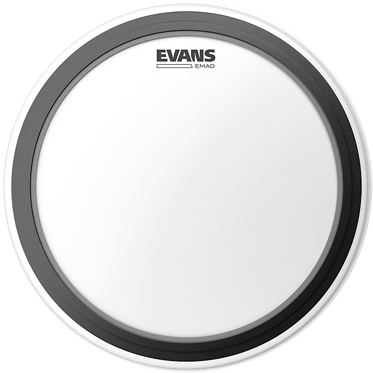 Evans EMAD Coated Bass Batter Drumhead 26 in.