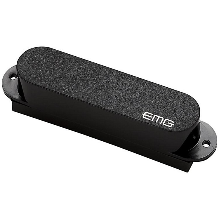 EMG EMG-S Ceramic Single Coil Active Pickup Black