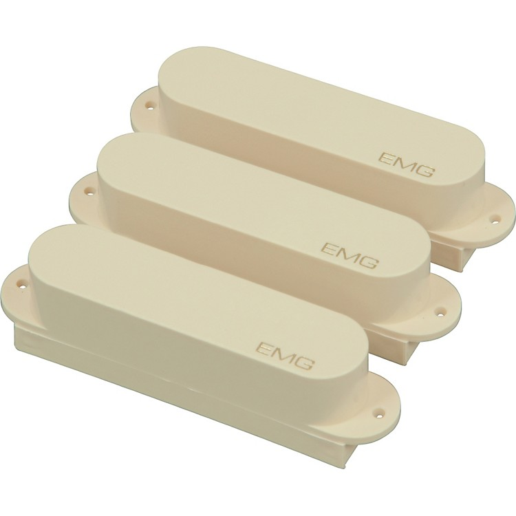 EMG EMG-SA Single Coil Active Guitar Pickup Set Ivory