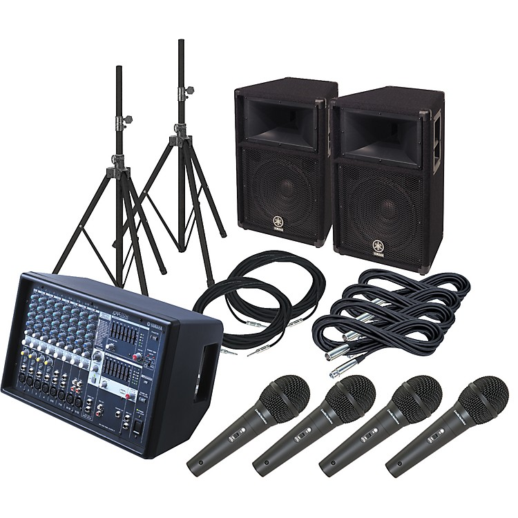 YamahaEMX512SC / S115V PA Package