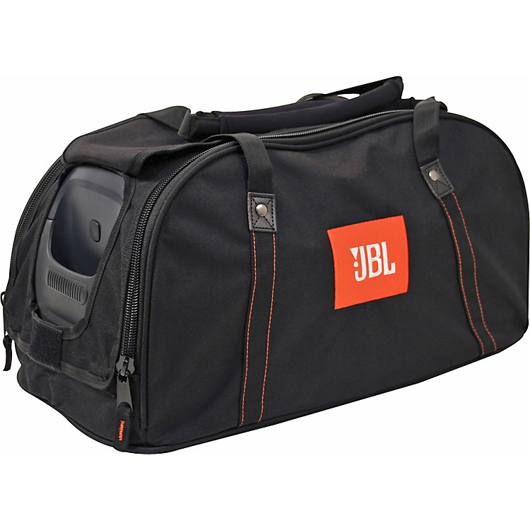 JBL EON10 Deluxe Speaker Bag (3rd Generation) Black Orange
