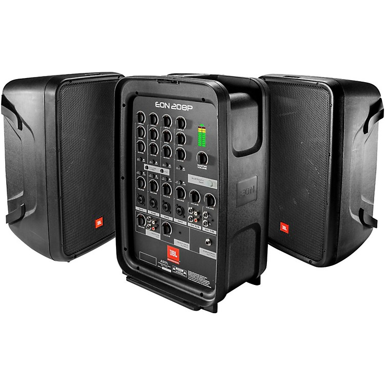 JBLEON208P 300W Packaged PA System